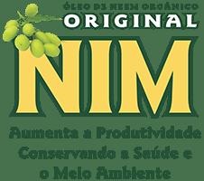 Original NIM – Aumentando a Produtividade Conservando a Saúde e o Meio Ambiente. Logo